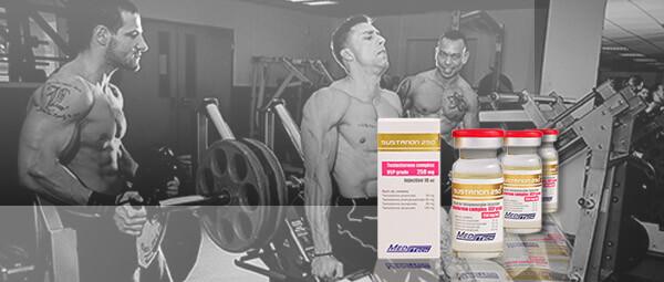 I Vari Mix di Testosterone