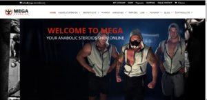 Recensione Test negozio mega-steroids